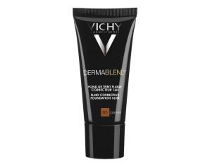 Vichy Make-up  Dermablend Fondotinta Correttore Fluido 30 ml 65 Caffè