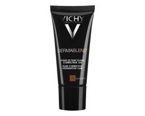 Vichy Make-up  Dermablend Fondotinta Correttore Fluido 30 ml 75 Espresso
