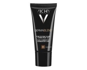 Vichy Make-up  Dermablend Fondotinta Correttore Fluido 30 ml 85 Cioccolato