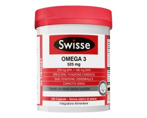 Health And Happines (h&h) It. Swisse Omega 3 200 Capsule