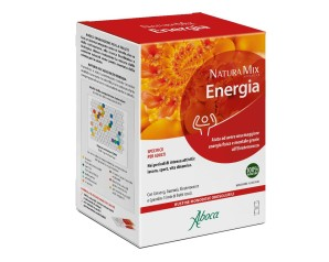 Aboca  Societa' Agricola Natura Mix Advanced Energia 20 Bustine