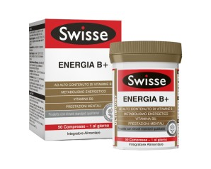 Health And Happines (h&h) It. Swisse Energia B+ 50 Compresse