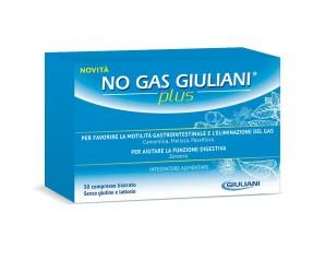 Giuliani No Gas Giuliani Plus 30 Compresse Bistrato