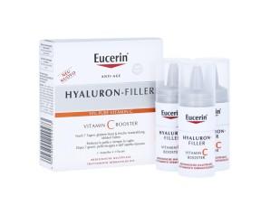 Eucerin Hyaluron-Filler Vitamin C Booster Antietà 3 x 8 ml