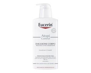 Eucerin AtopiControl Emulsione Corpo Pelle Atopica Formato Viaggio 100 ml