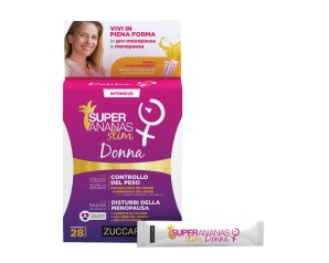 Zuccari Super Ananas Slim Donna 28 Stick pack Da 10 Ml