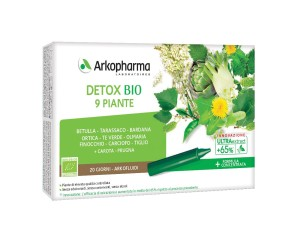 ARKOFLUIDI US Detox Bio 20f.