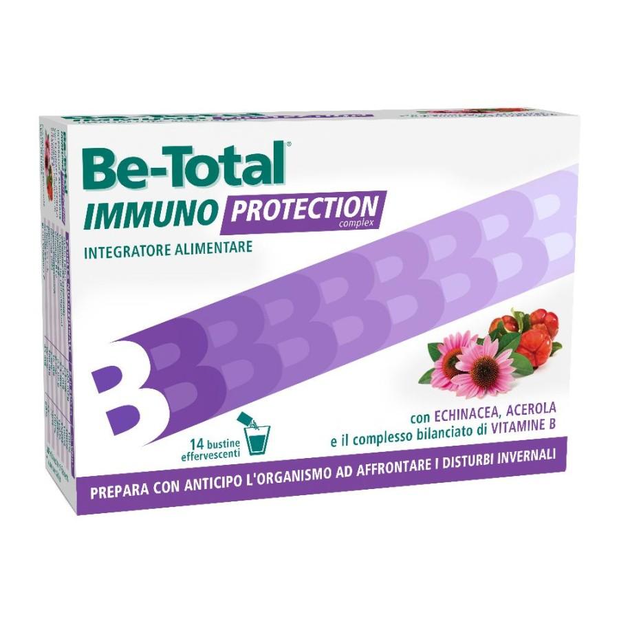 Pfizer Italia Div.consum.healt Betotal Immuno Protection Complex 14 Bustine