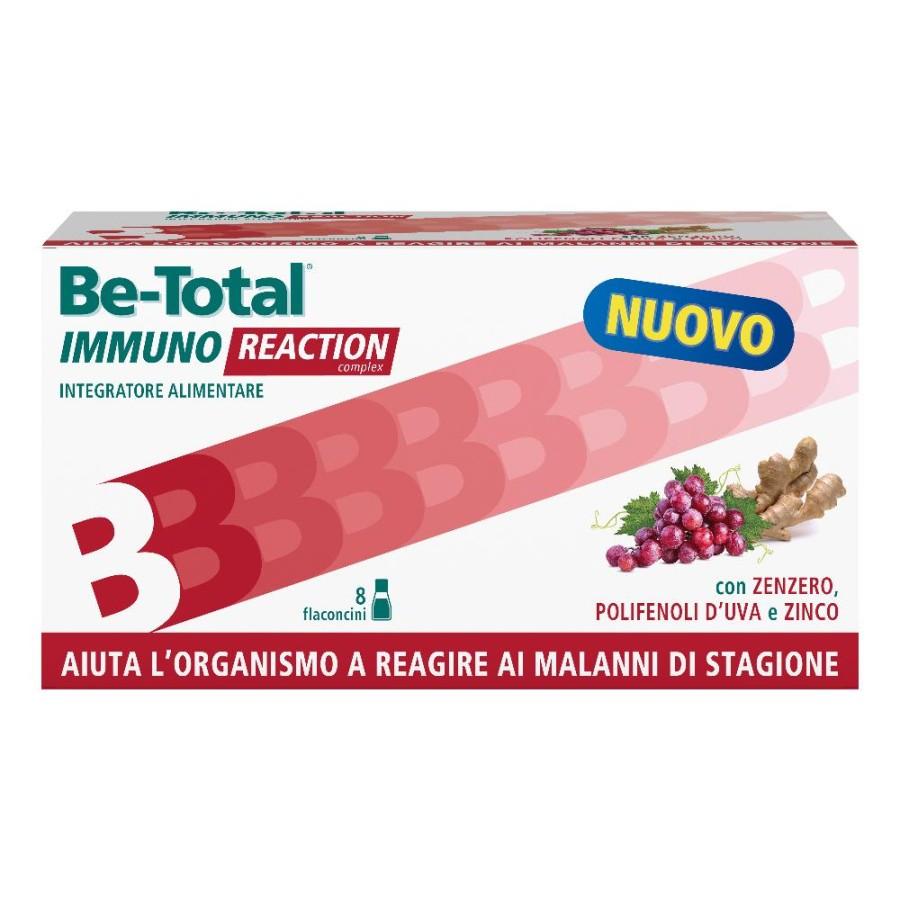 Pfizer Be total Immuno Reaction Complex  8 Flaconcini