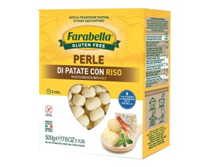 FARABELLA PERLE PATATE RIS500G