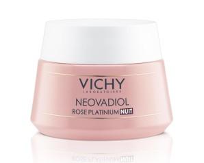 Vichy (l'oreal Italia) Neovadiol Crema Viso Rose Platinum Night 50 Ml