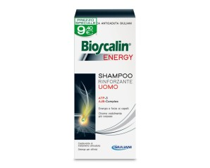 Giuliani Bioscalin Energy Shampoo Rinforzante Uomo 200 Ml Prezzo Speciale