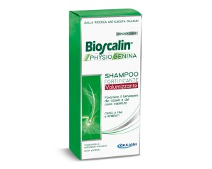 Giuliani Bioscalin Physiogenina Shampoo Volumizzante Fortificante 200 Ml