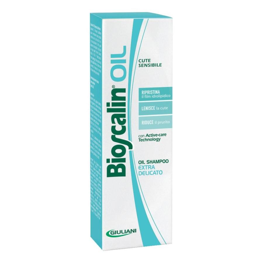 Giuliani Bioscalin Shampoo Oil Extra Delicato 200 Ml Bollino Prezzo Speciale
