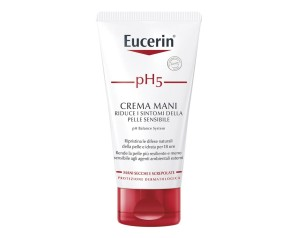 Beiersdorf Eucerin Ph5 Crema Mani Secche E Screpolate Pelle Sensibile 75 Ml