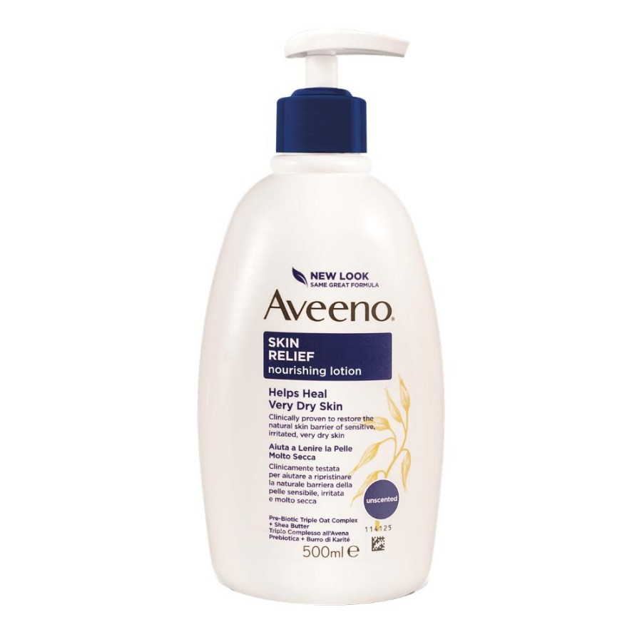 AVEENO SKIN RELIEF LOTION500ML
