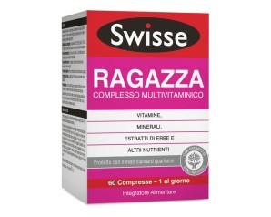 Health And Happines (h&h) It. Swisse Multivitaminico Ragazza 60 Compresse