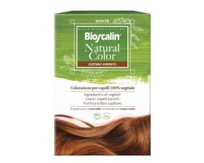 Giuliani Bioscalin Colorazione Capelli Naturale Natural Color Castano Ambrato 70 g