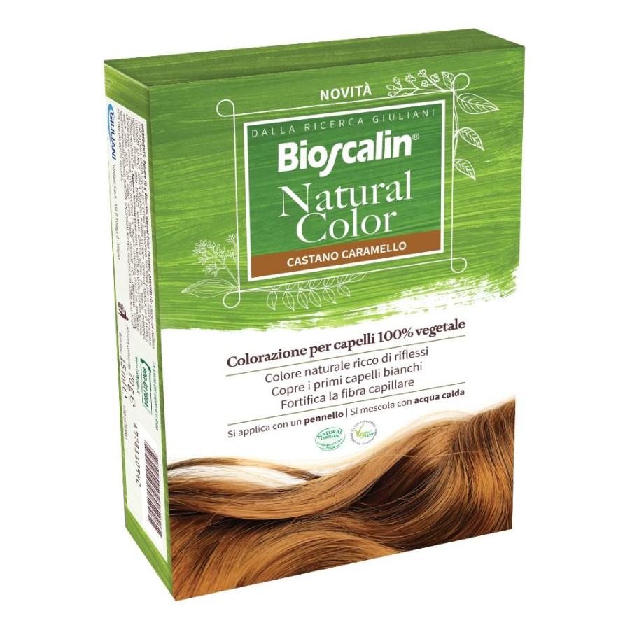 Giuliani Bioscalin Natural Color Castano Caramello 70 G