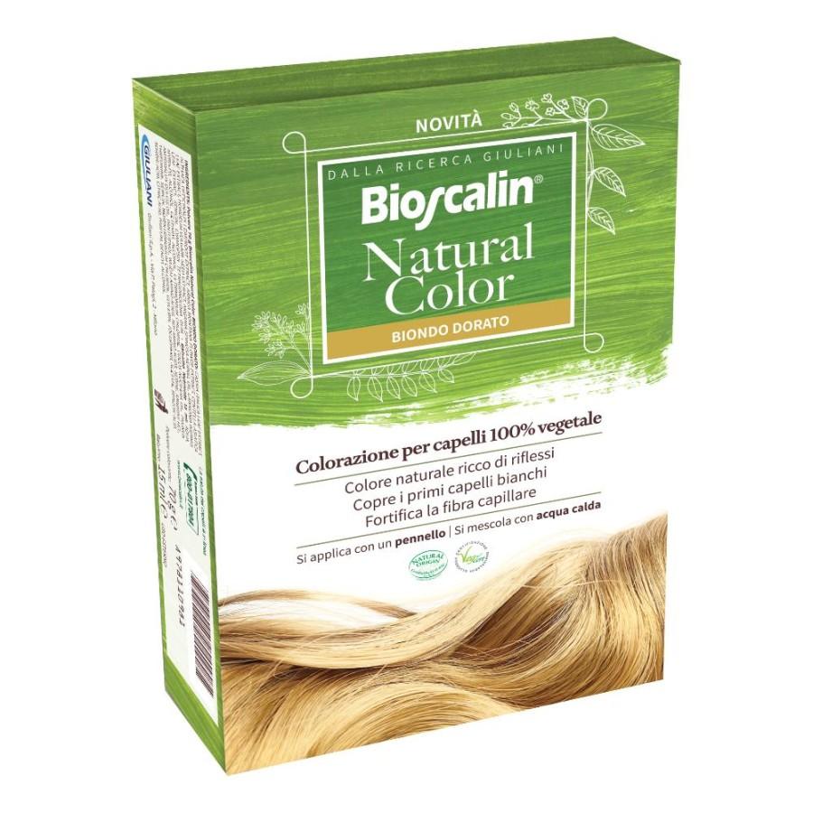 Giuliani Bioscalin Natural Color Biondo Dorato 70 G