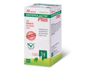 Sofar Enterolactis Plus Integratore Alimentare 30 Capsule