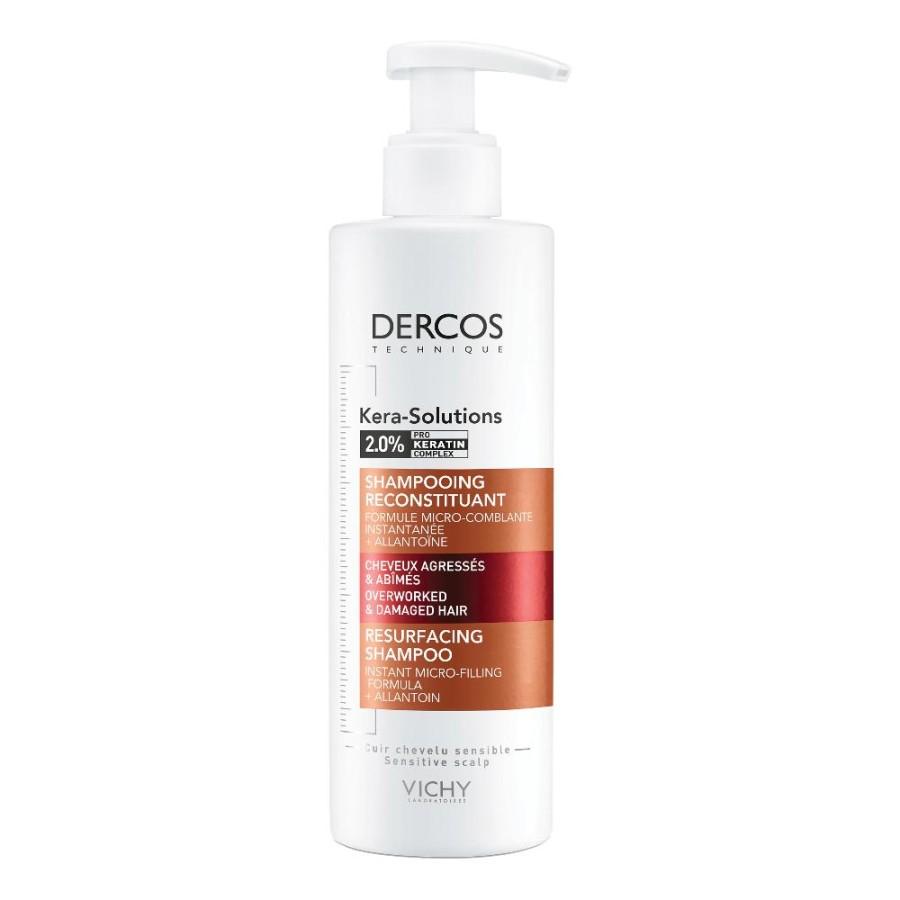 Vichy (l'oreal Italia) Dercos Technique Kerasol Shampoo Ristrutturante 250 Ml