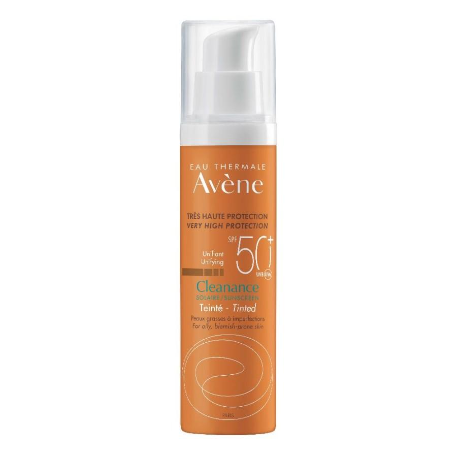 Avene (pierre Fabre It.) Avene Eau Thermale Cleanance Solare Colorato 50+ 50 Ml