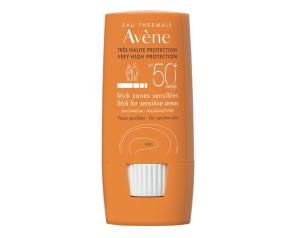 Avene (pierre Fabre It.) Avene Eau Thermale Stick Large Zone Sensibili 50+ 8 G