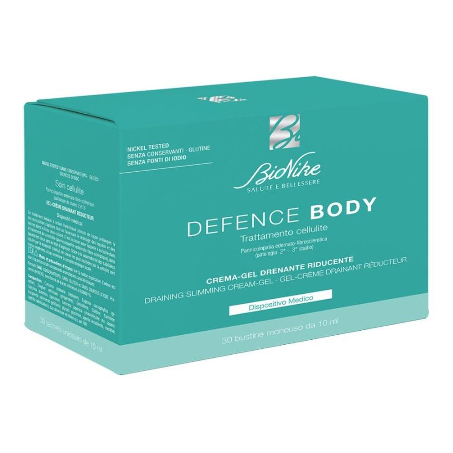 Bionike Defence Body Crema gel Trattamento Cellulite 30 bustine monodos