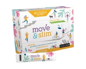 Zuccari Move&slim 25 Stickpack 10 Ml