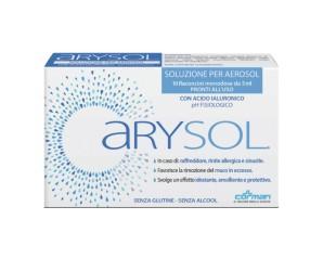 Corman Arysol Sol Ad 10f 5ml