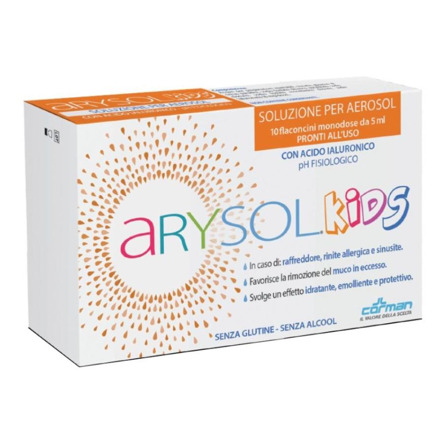 Corman Arysol Kids Sol Bb 10f 5ml