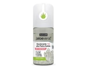 Zuccari Aloevera2 Deodorante Pietra Solida Roll On 50 Ml