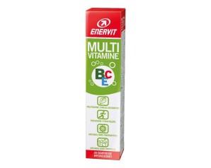 Enervit Multivitamine Integratore Alimentare 20 Compresse Effervescenti