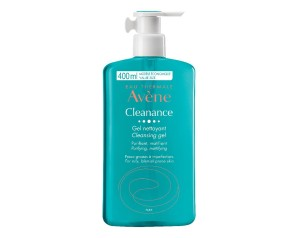 Avene (pierre Fabre It.) Avene Cleanance Gel Detergente Nuova Formula 400 Ml