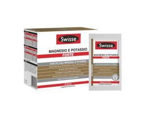SWISSE MG/POT.Fte 24 Buste