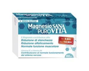 SANAVITA Magnesio Puro 60 Cpr