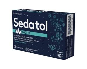 Eg Sedatol Notte 30 Capsule
