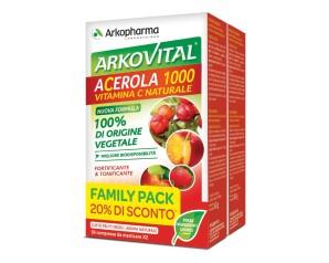 ARKOVITAL ACEROLA 1000 FA60CPR