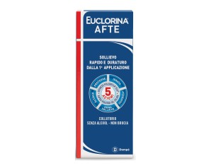 EUCLORINA Afte Collut.120ml