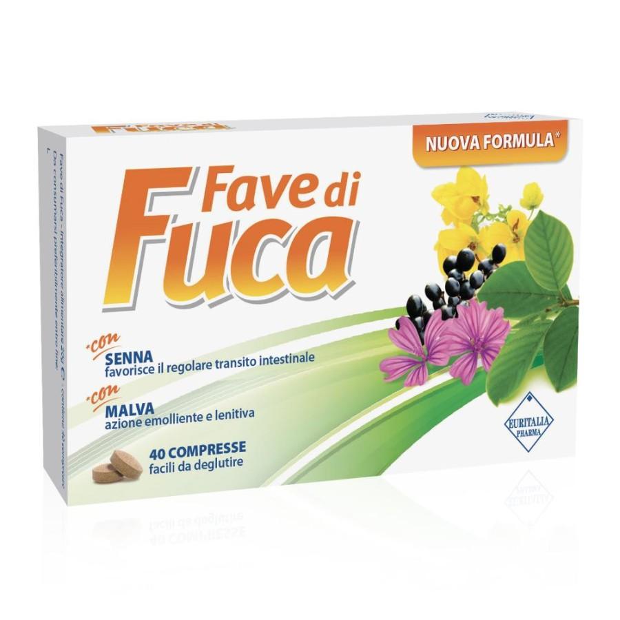 FAVE DI FUCA 40CPR SENNA