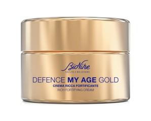 I.c.i.m. (bionike) Internation Defence My Age Gold Crema Ricca Fortificante 50 M