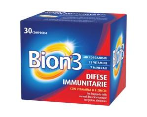 Procter & Gamble Bion 3 Difese Immunitarie Integratore Alimentare 30 Compresse
