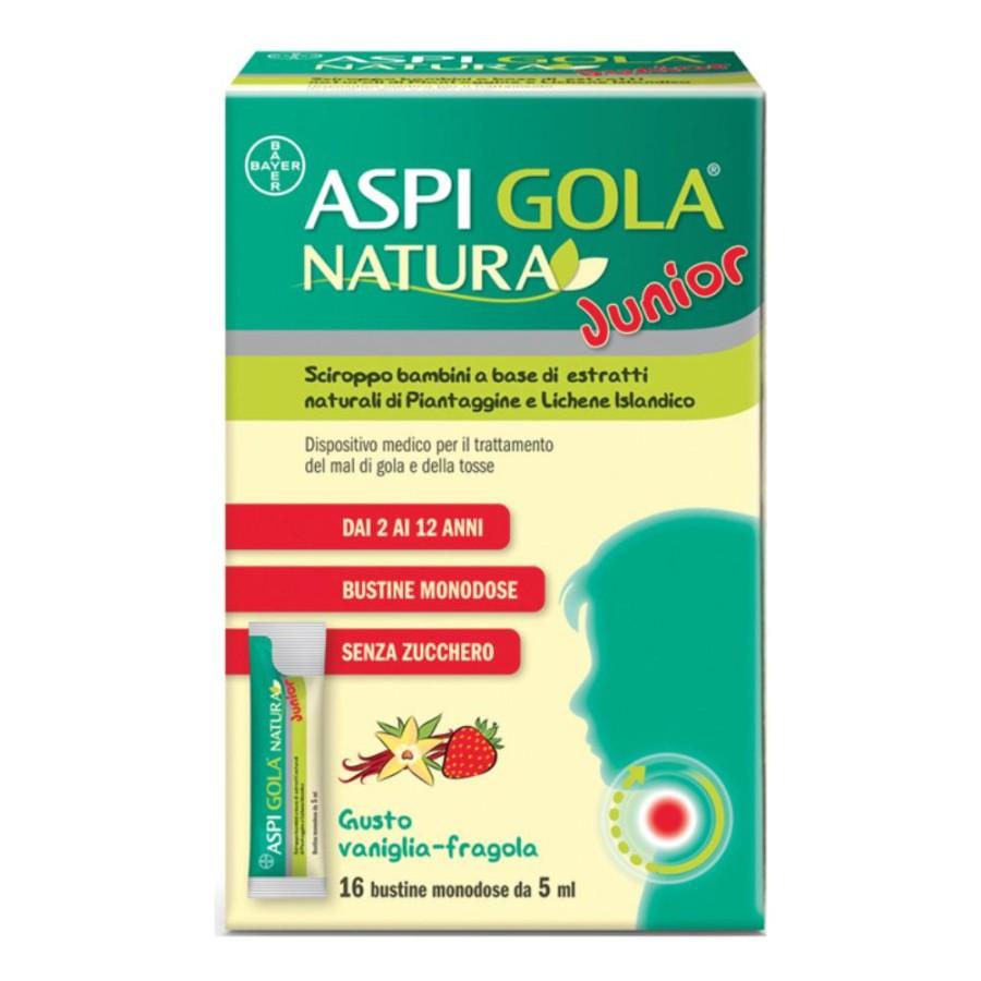 ASPI GOLA NATURA JUNIOR 16BUST