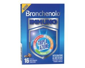 Bronchenolo Immuno Tripla Azione 16 Pastiglie
