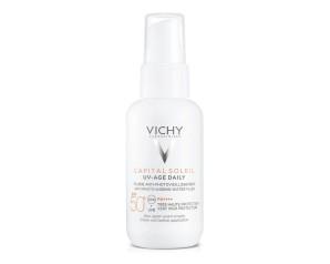 Vichy Capital Soleil UV-AGE Daily Spf50+ Fluido 40ml