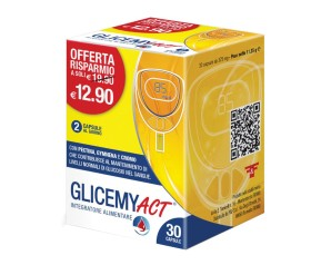 GLICEMY ACT 30CPS