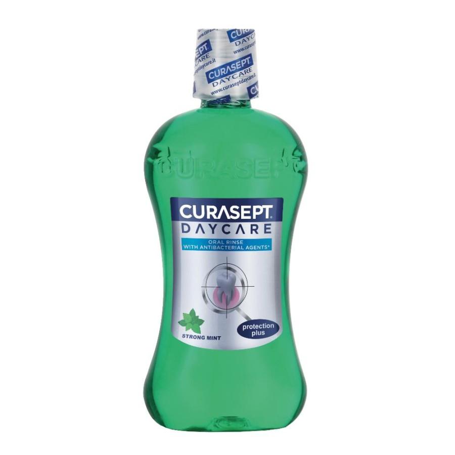 Curasept Collutorio Daycare Protection Plus Menta Forte 500 Ml