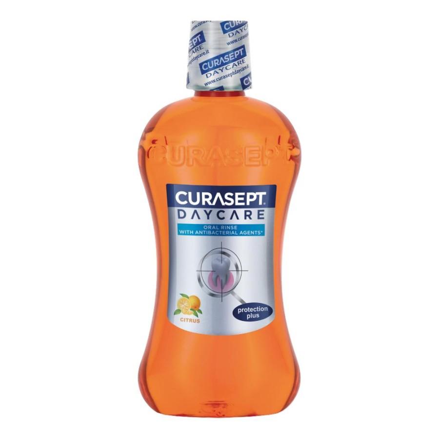 Curasept Collutorio Daycare Protection Plus Agrumi 500 Ml