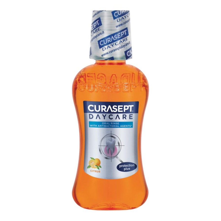 Curasept Collutorio Daycare Protection Plus Agrumi 100 Ml